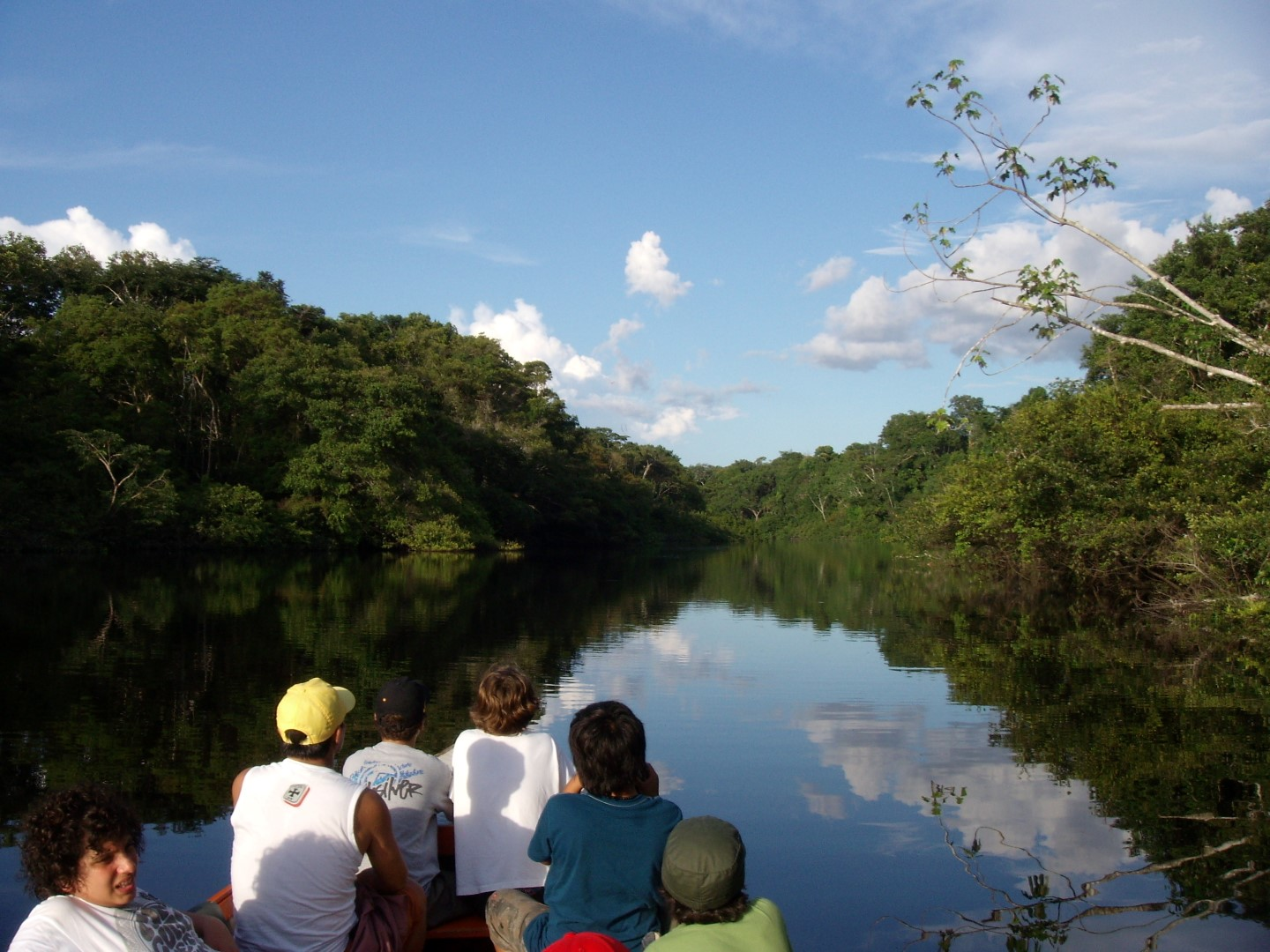 Itineraries Amazon Explorama Lodges